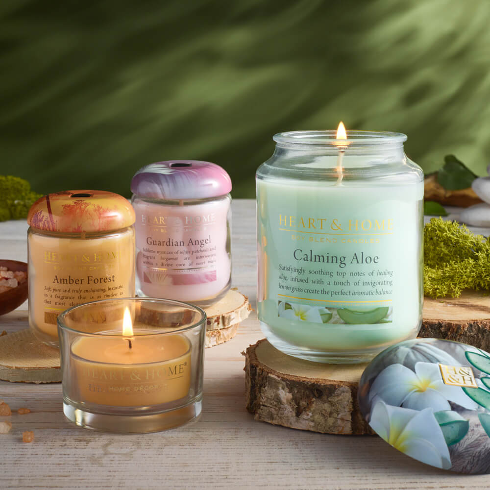 004 Candle mood product nature photography