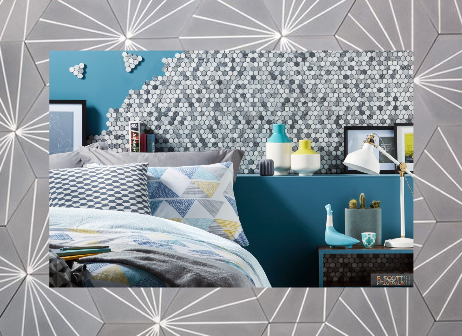 bedroom tile inspiration