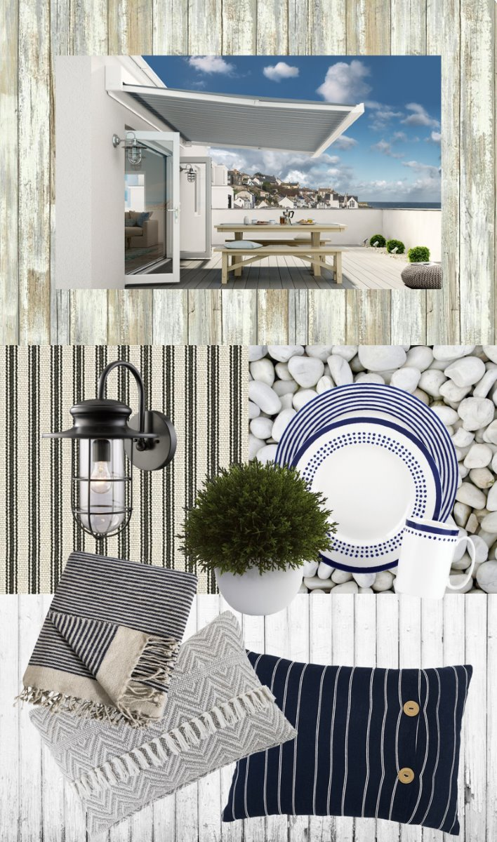 coastal garden inspiration set visions