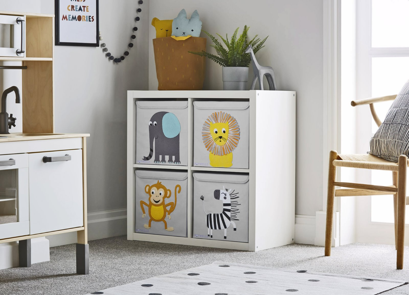 photography kids bedroom storage