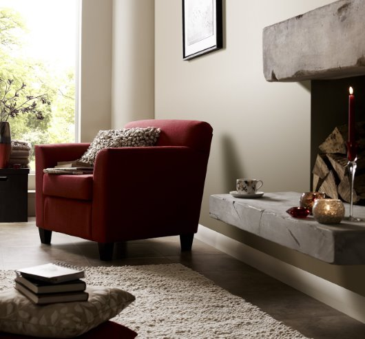 Lifestyle furniture photography