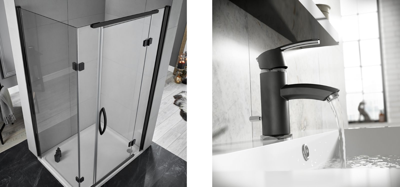 matte_black_bathroom_tap_showerscreen 2