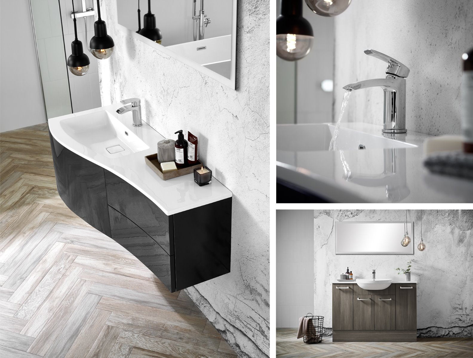 Cameo bathroom furniture studio
