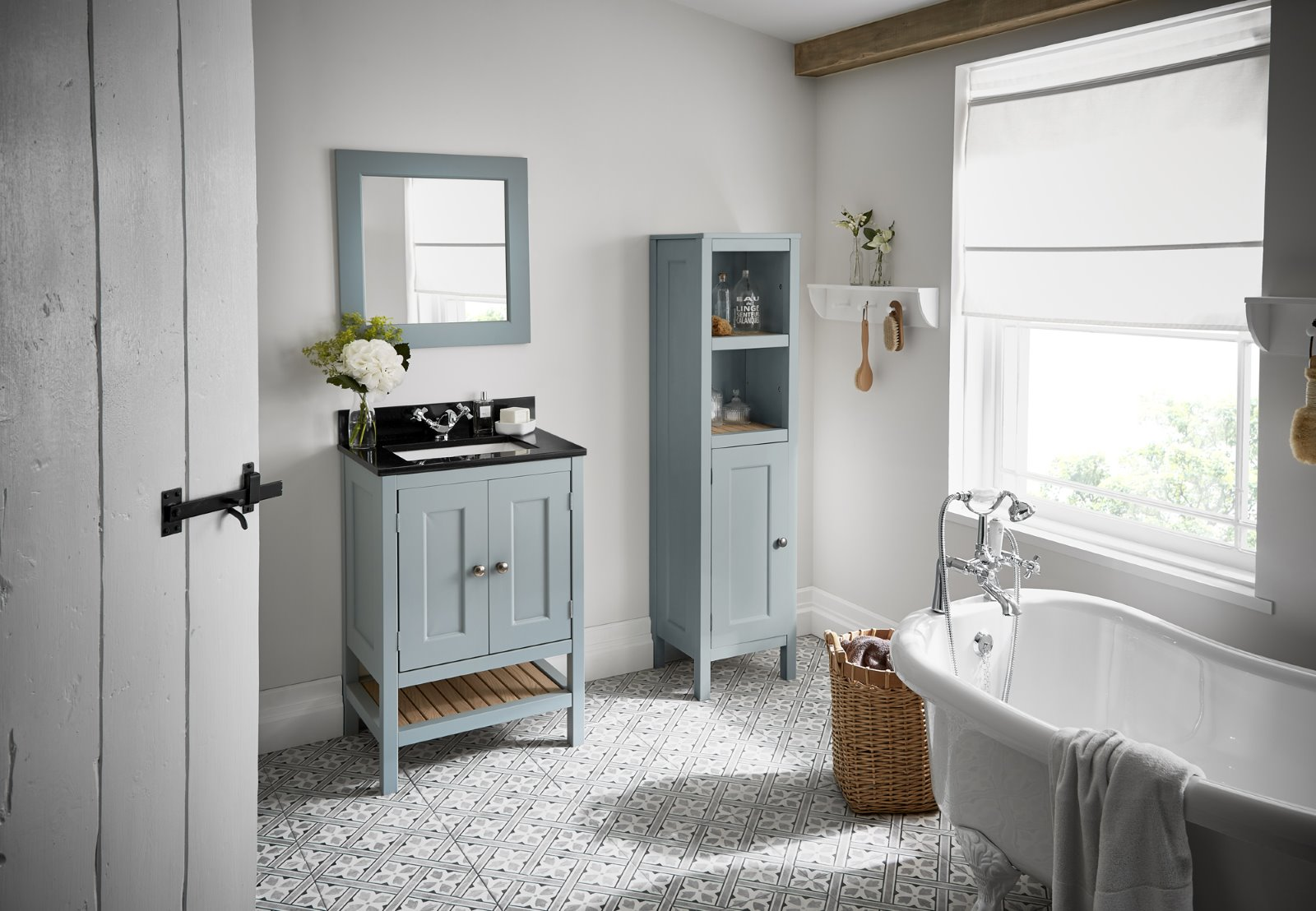 duck egg bathroom country design
